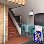 階段より2階へ